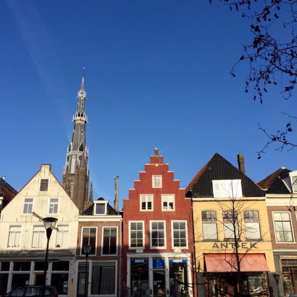 Leeuwarden - A small town in Friesland